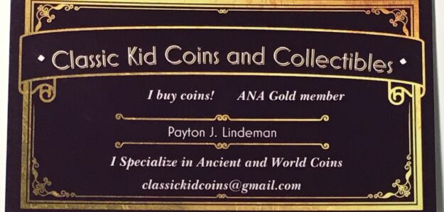 Classic Kid Coins and Collectibles